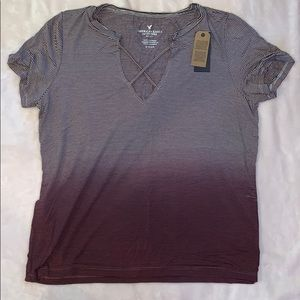 American Eagle Outfitters Short Sleeve Tee
